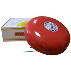 Звонок EBL-2004 (СB-8) 220В красный тревога