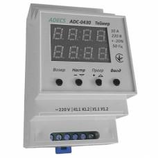 Таймер электронный циклический ADC-0430 (реле времени)