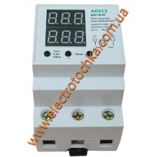 Реле напряжения многофункциональное ADECS ADC-0110-32