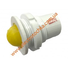 Арматура светосигнальная светодиодная СКЛ 11А-Ж-2 желтая