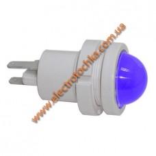 Арматура светосигнальная светодиодная СКЛ 12А-С-2 синяя