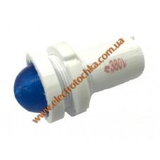 Арматура светосигнальная светодиодная СКЛ 14А-C-2 Р140 синяя