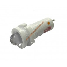 СКЛ 18-А-Р-2 оранжевая светосигнальная арматура