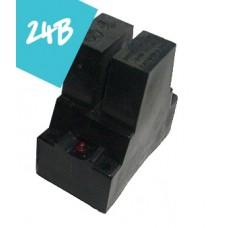 Выключатель путевой бесконтактный БВК-263 24В (светодиодионый индикатор)