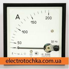 Щитовой амперметр\вольтметр Э350 класс 1,5