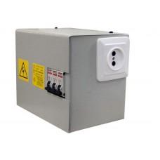 Ящик с понижающим трансформатором ЯТП 0,25