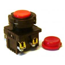Выключатель кнопочный КЕ-031 (исполнение 1…5) (с доп. колп.)
