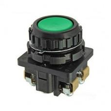 КЕ-011 зеленый выключатель кнопочный (исполнения 1...5)