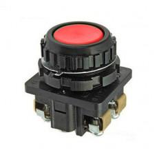 КЕ-011 красный выключатель кнопочный (исполнения 1...5)