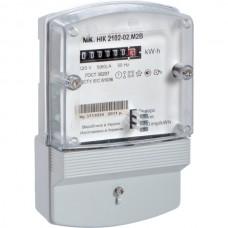 Счетчик НІК 2102-02 М1В, 5(60)А 1ф 220В, кл.точн.1 электромеханический однотариф, НИК