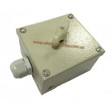 ГПП 3-10 переключатель пакетный в металлическом корпусе IP56