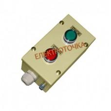 Пост управления кнопочный ПКУ 15-21-121 54У2