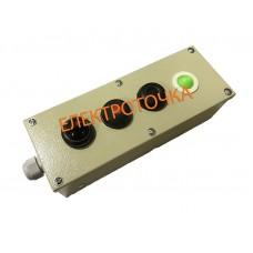 Пост управления кнопочный ПКУ 15-21-141 54У2
