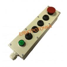 Пост управления кнопочный ПКУ 15-21-161 54У2