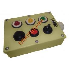Пост управления кнопочный ПКУ 15-21-231 54У2