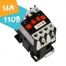 Контактор ПМЛо-1-18 18А 110В АС3