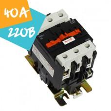 Контактор ПМЛо-1-40 40А 220В АС3