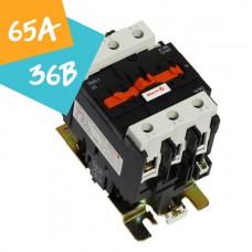 Контактор ПМЛо-1-65 65А 36В АС3