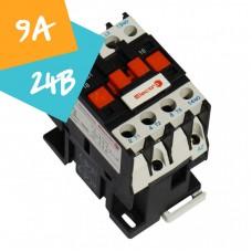 Контактор ПМЛо-1-09 9А 24В АС3