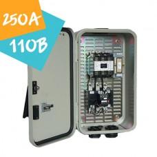 Магнитный пускатель ПМЛ 7110 250А 110В