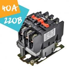 Магнитный пускатель  ПМЛ 3100 40А 220В
