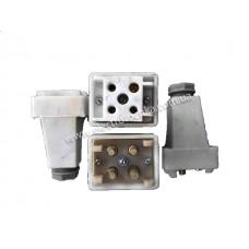 Вилка РШ-12-012210-20УБ 440-500В + розетка РШ12-082215-54У3 440-500В (комплект)