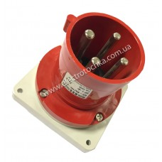 BALS вилка щитовая 63A 4-контактная IP44 400В 2833