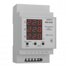 Реле контроля напряжения Adecs ADC-0132