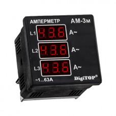 Амперметр DigiTOP АM-3М
