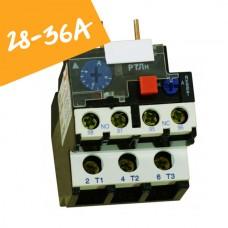 Реле електротепловое  РТЛн на 28А-36А