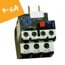 Реле електротепловое  РТЛн на 4А-6А