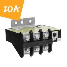 Реле электротепловое РТТ-211 20А