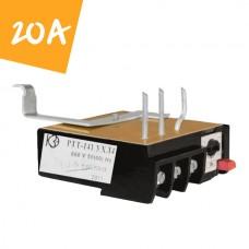 Реле электротепловое РТТ-141 20А