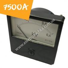 Щитовой амперметр М1001 7500А