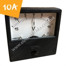 Щитовой амперметр М2001 10А