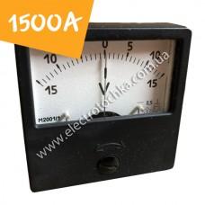 Щитовой амперметр М2001 1500А