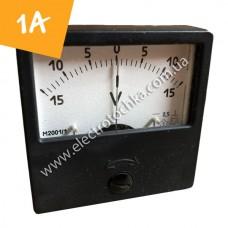 Щитовой амперметр М2001 1А