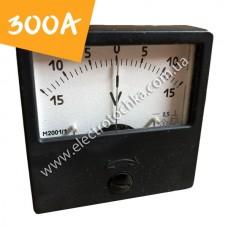 Щитовой амперметр М2001 300А