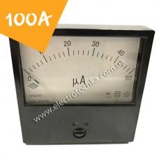 Щитовой амперметр МА0200 100А