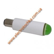Арматура светосигнальная светодиодная СКЛ 1 А-Л-2 зеленая