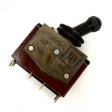 Тумблер ТВ-1-4 (5А, 220В) (2 положения, 4 контакта)