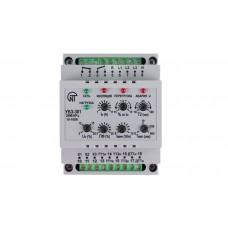 Универсальный блок защиты асинхронных электродвигателей УБЗ-301 10-100A