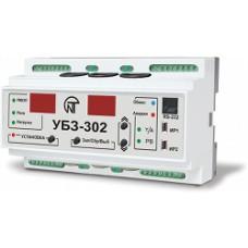 Универсальный блок защиты асинхронных электродвигателей УБЗ-302 2,5-30 кВт