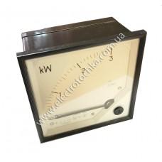 Ваттметр Д365 0-0,8 кВт 100В, 5А, 50Гц