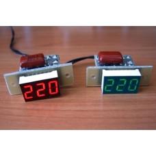 Вольтметрт действующего значения переменного тока Вм-14(220в) без корпуса