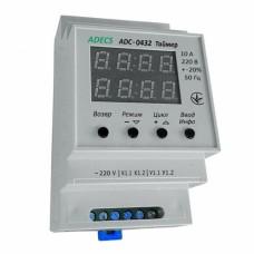 Таймер электронный циклический ADC-0432 (реле времени)