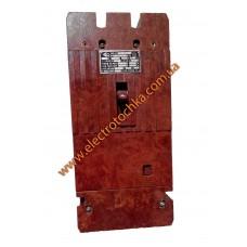 Автоматический выключатель А 3726 100А БУЗ