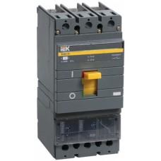 Автоматический выключатель IEK ВА88-35 3Р 250А с электронным расцепителем МР 211