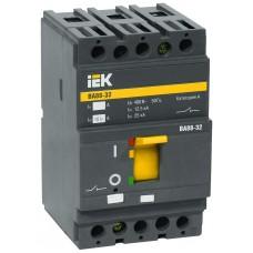 Автоматический выключатель ВА-88-32 100А IEK