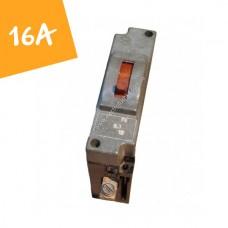 Автоматический выключатель ВА-21-29 16А на 1 полюс (АК-63 1МГ)